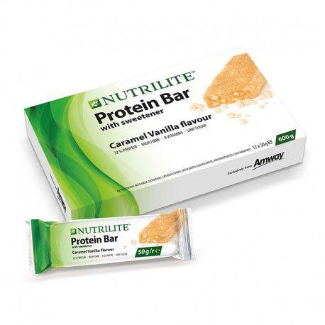 NUTRILITE™ Proteinriegel Karamell-Vanille-Geschmack