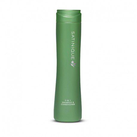 SATINIQUE™ 2-in-1 Shampoo und Pflegespülung