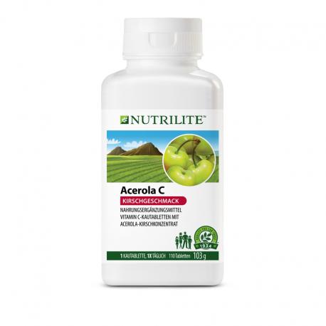 NUTRILITE™ Acerola C Kautabletten