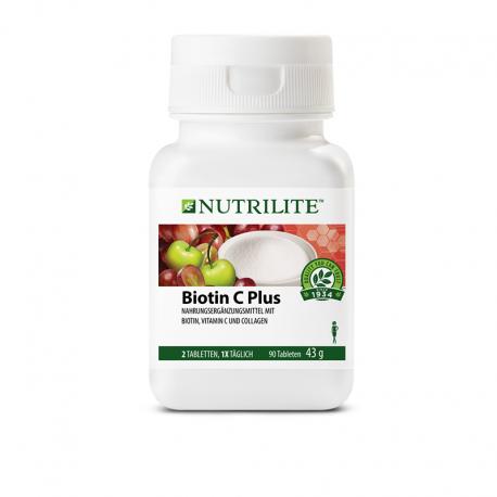 NUTRILITE™ Biotin C Plus