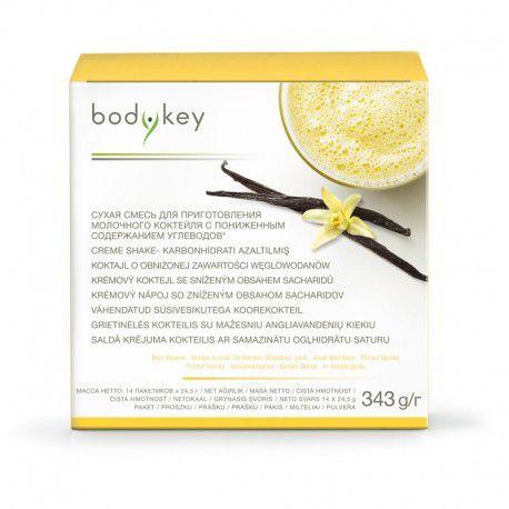 bodykey™ kohlenhydratreduzierter Shake Vanille
